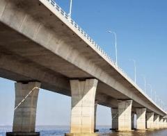 上海崇明岛大桥防腐项目