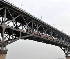 南京长江大桥防腐项目