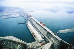 三峡工程防腐项目