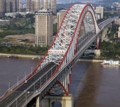 重庆长江大桥防腐项目