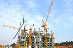 四川锦城建筑机械有限公司防腐项目
